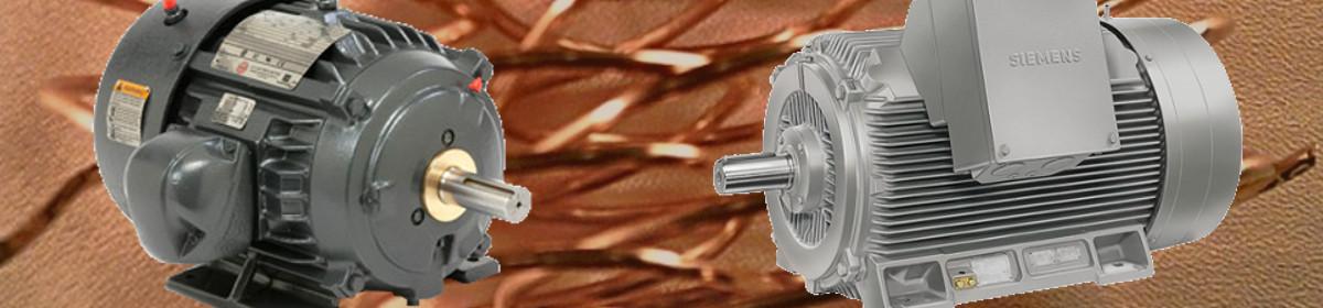 Váltóáramú villanymotorok javítása